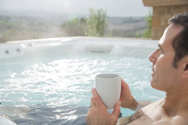 Smart Hot Tub Control System