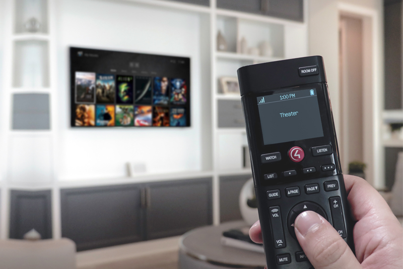Smart Home Entertainment System